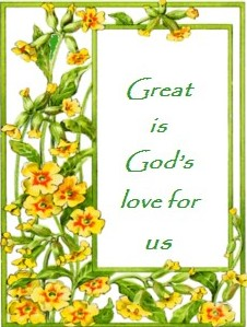 God's Love, Atheists